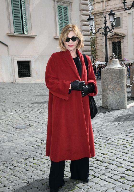 Anna Bonaiuto – 2018 David di Donatello Awards in Rome