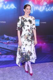 Anna Chlumsky - Broadway Revival Angels In America Opening in NY