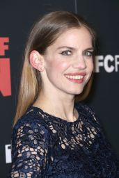 """Anna Chlumsky - """"The Death of Stalin"""" Premiere in New York"""
