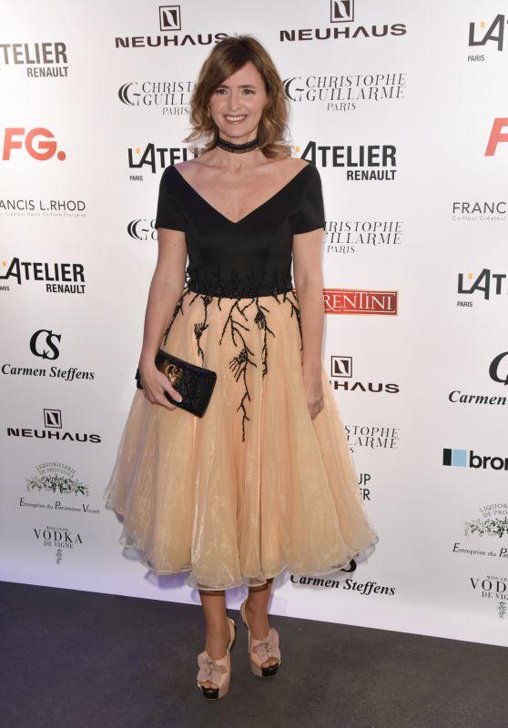 Annabelle Milot - Christophe Guillarme Show FW18 in Paris