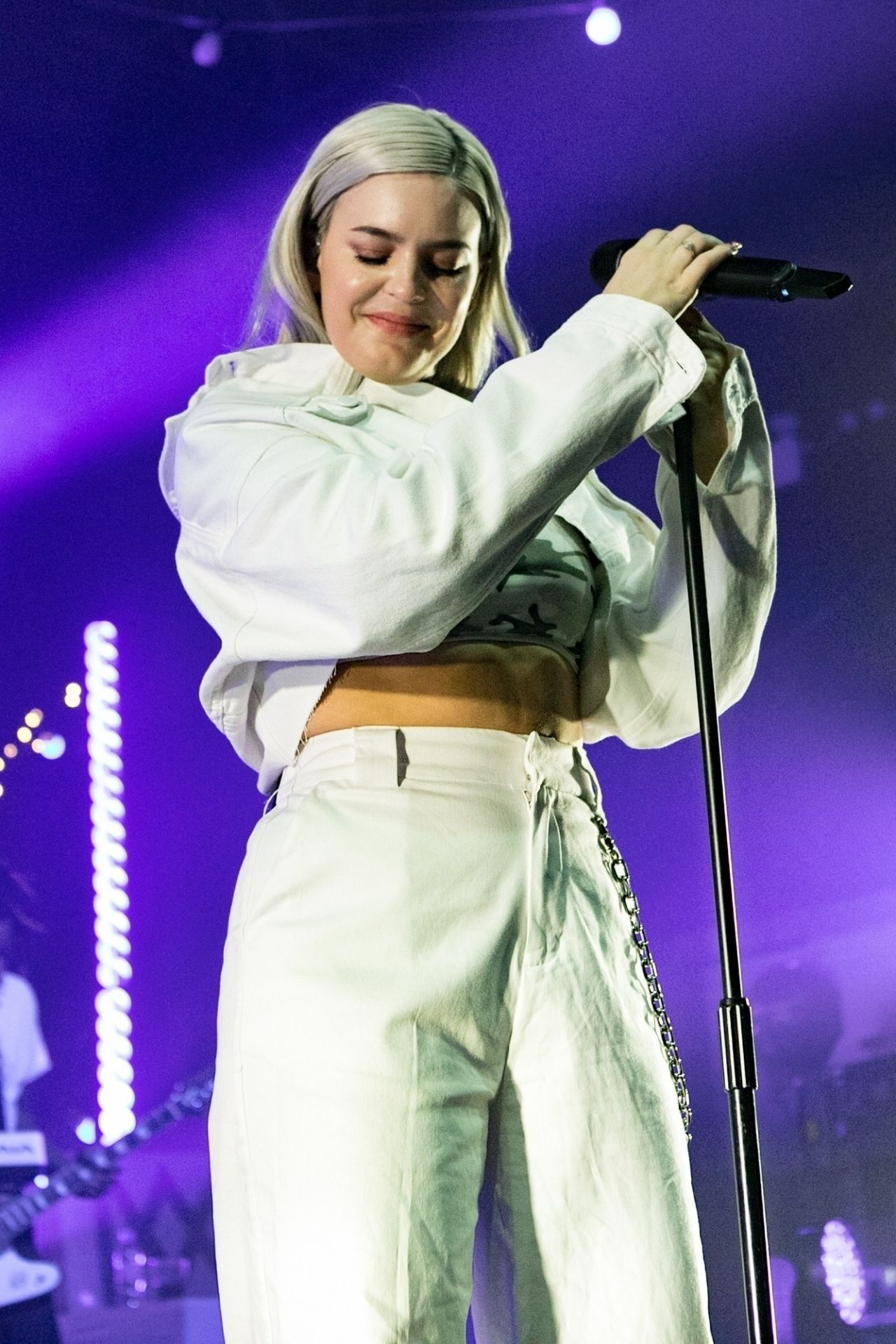 Anne Marie Performing Live At The O2 Institute Birmingham