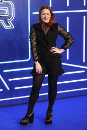 """Arielle Free – """"Ready Player One"""" Premiere in London"""