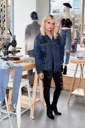 Ashley Benson at American Eagle in New York 03/22/2018