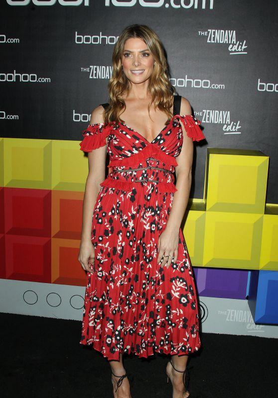 "Ashley Greene – ""The Zendaya Edit"" Block Party in LA"