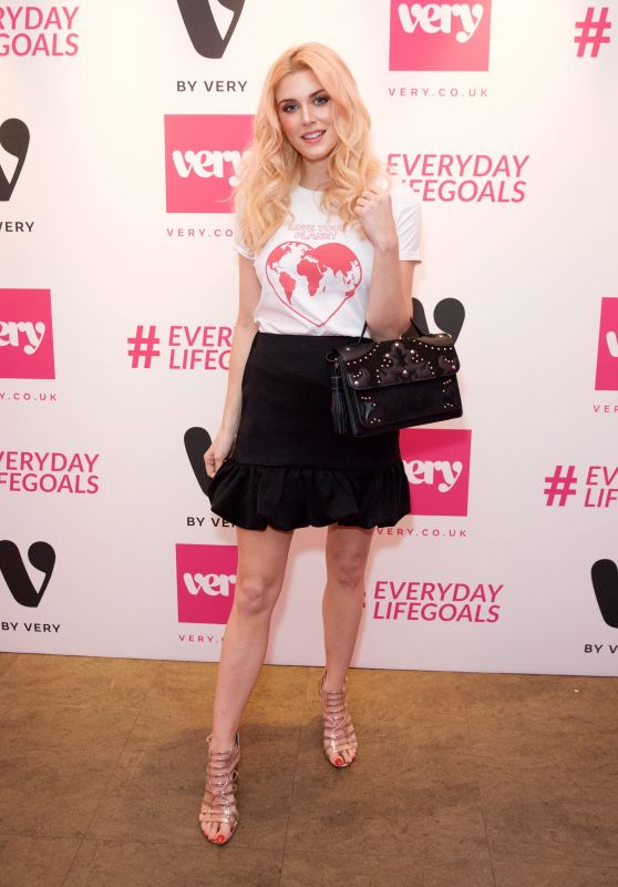 Ashley James – Georgia Toffolo #Everydaylifegoals Campaign Launch