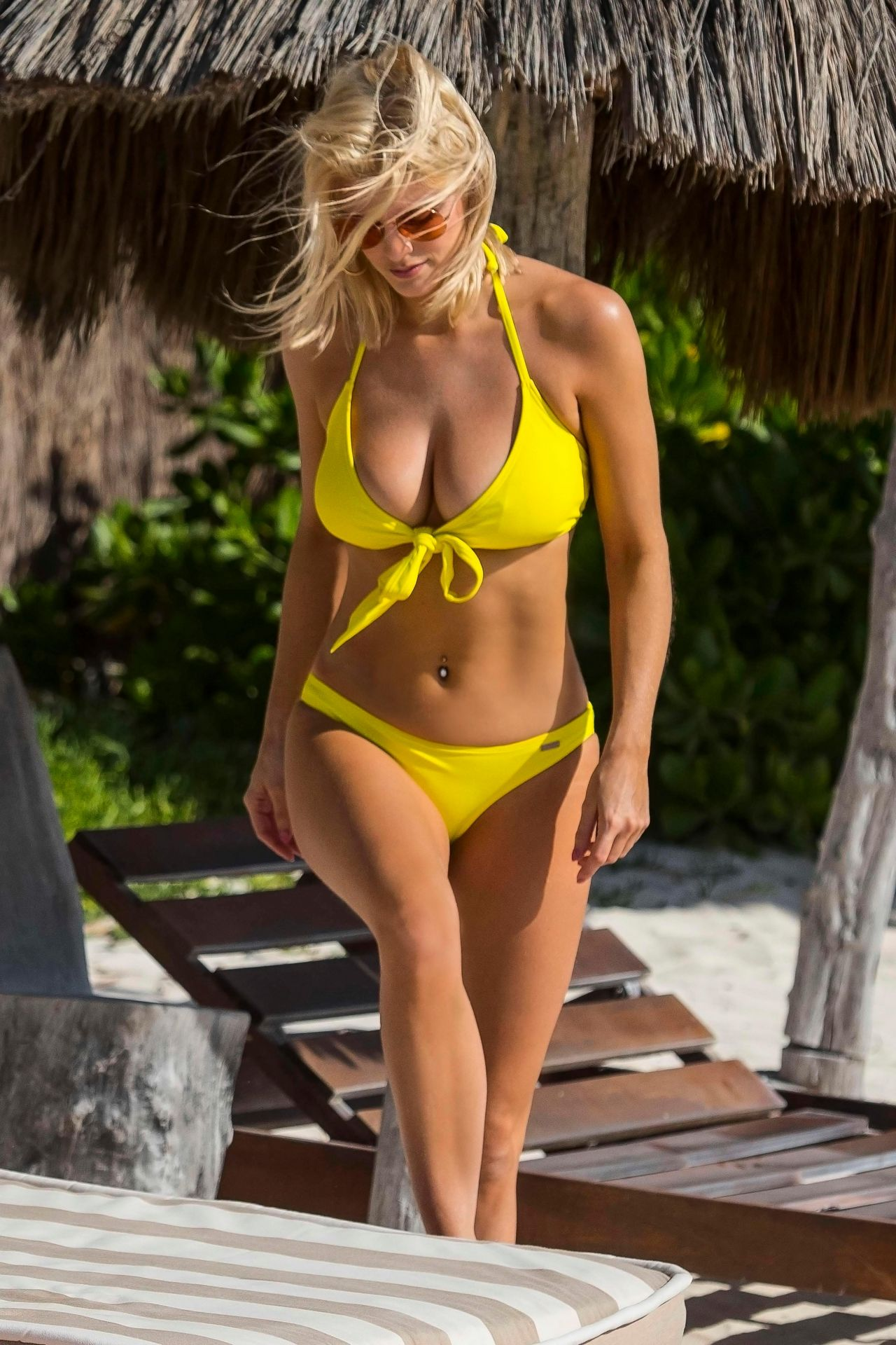 ashley slanina davies bikini