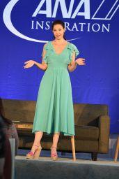 Ashley Judd - ANA Inspiration Golf Tournament in Los Angeles 03/28/2018