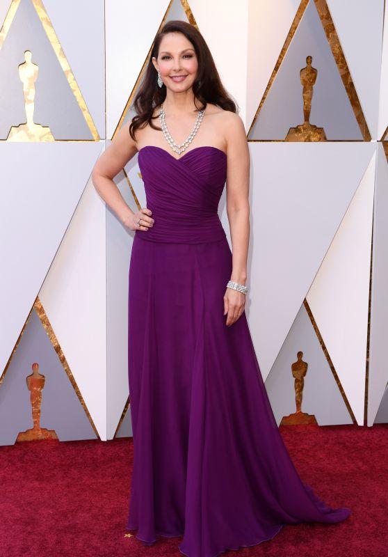 Ashley Judd – Oscars 2018 Red Carpet