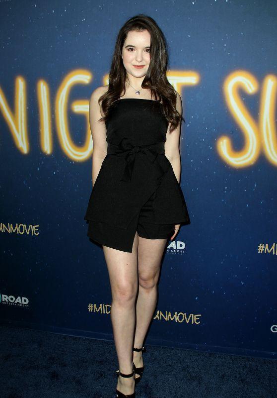 """Aubrey Miller – """"Midnight Sun"""" Premiere in LA"""