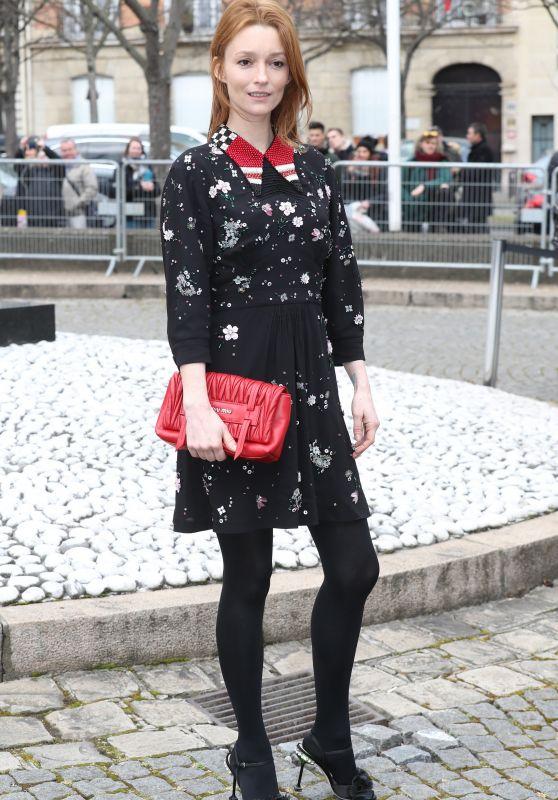Audrey Marnay – Miu Miu Show FW 18 in Paris