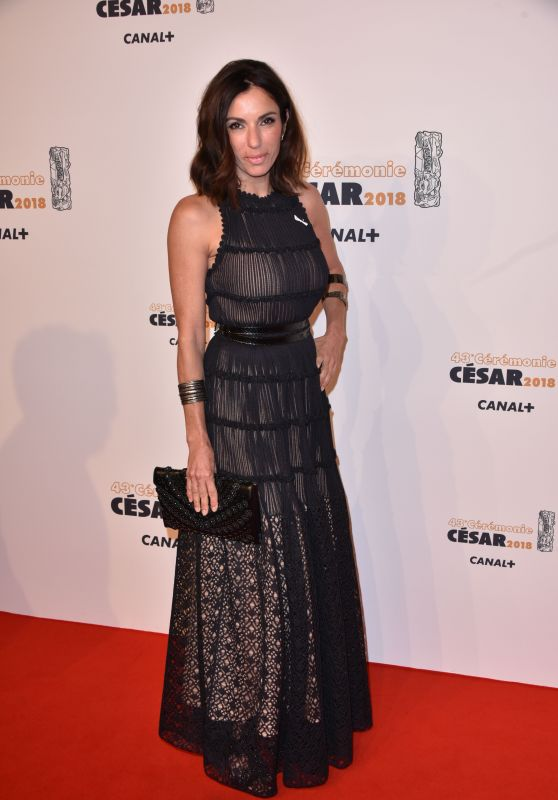 Aure Atika – Cesar Film Awards 2018 in Paris