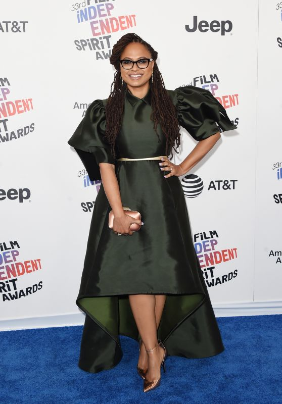 Ava DuVernay – 2018 Film Independent Spirit Awards in Santa Monica
