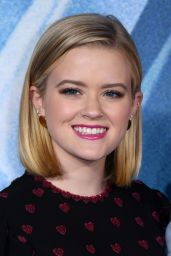 """Ava Phillippe– """"A Wrinkle In Time"""" Premiere in London"""