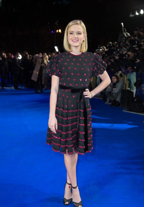 "Ava Phillippe– ""A Wrinkle In Time"" Premiere in London"