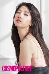 Bae Suzy - Cosmopolitan Magazine April 2018