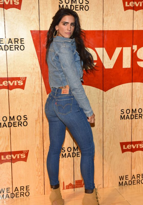 Barbara de Regil – Levi's Store Opening in Mexico City