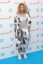 Becca Dudley – WE Day in London 03/07/2018
