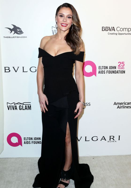 Bella Dayne – Elton John AIDS Foundation's Oscar 2018 Viewing Party in West Hollywood