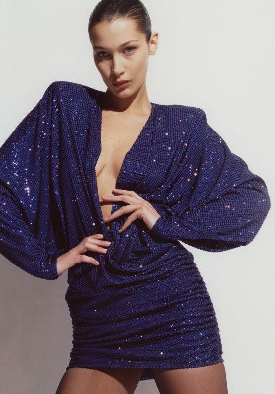 Bella Hadid - Alexandre Vauthier Ready-To-Wear Fall 2018 Lookbook