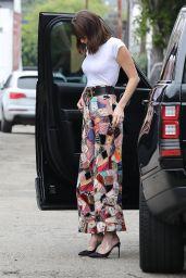 Bella Hadid Looks Stylish - West Hollywood 03/13/2018