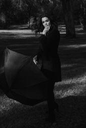Bellamy Young - Photoshoot for Vulkan Magazine, February 2018