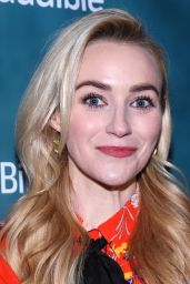 Betsy Wolfe - Harry Clarke Opening Night in New York 03/18/2018
