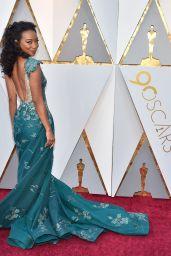 Betty Gabriel – Oscars 2018 Red Carpet