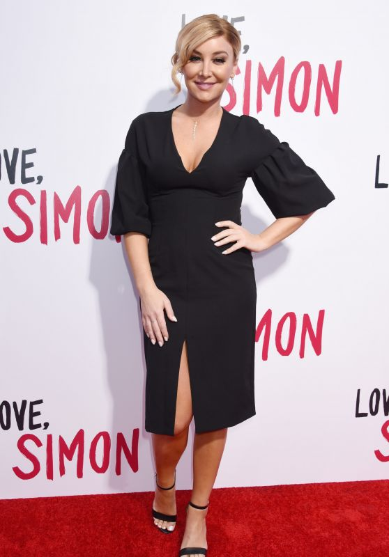 "Billie Lee – ""Love, Simon"" Premiere in LA"