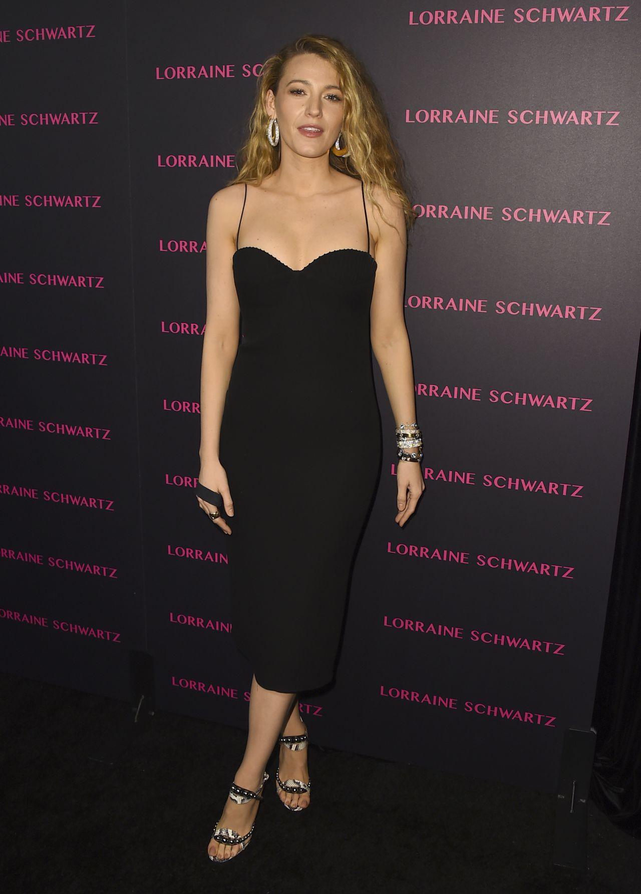 Blake Lively – Lorraine Schwartz Eye Bangles Collection Launch