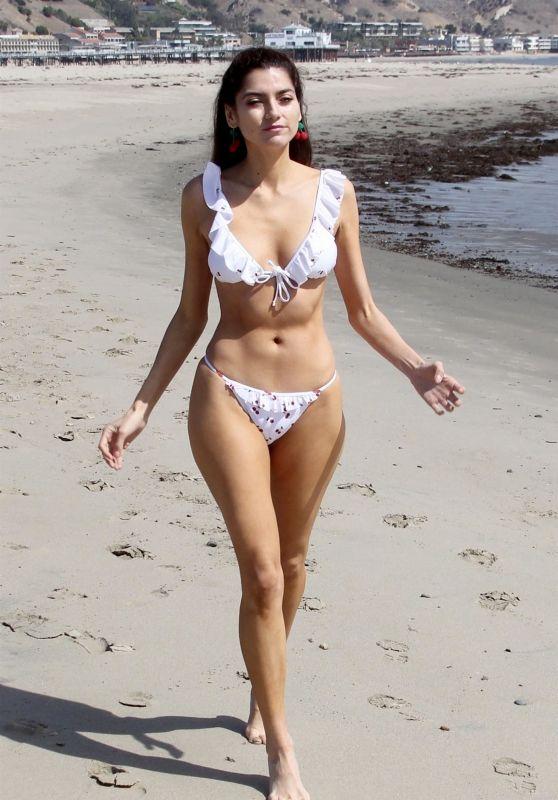 Blanca Blanco Hot in Bikini - Photoshoot in Malibu 03/08/2018