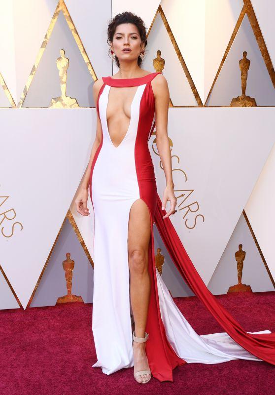 Blanca Blanco – Oscars 2018 Red Carpet