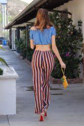 Blanca Blanco Street Fashion - Malibu 03/12/2018