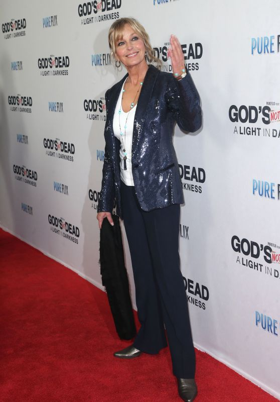 "Bo Derek – ""God's Not Dead: A Light in Darkness"" Premiere in LA"
