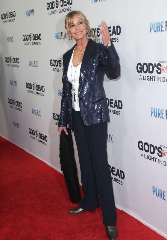 """Bo Derek – """"God's Not Dead: A Light in Darkness"""" Premiere in LA"""