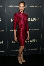 Britne Oldford – Metrograph Party in New York 03/22/2018
