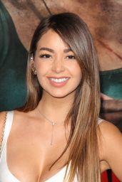 "Caeli – ""Tomb Raider"" Premiere in Hollywood"