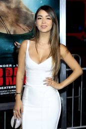 "Caeli – ""Tomb Raider"" Premiere in Hollywood"