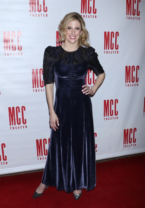 Caissie Levy – MCC Theater's Miscast Gala in NYC