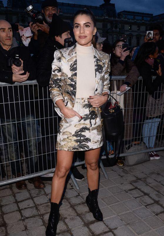 Camila Coelho – Louis Vuitton Fashion Show in Paris 03/06/2018