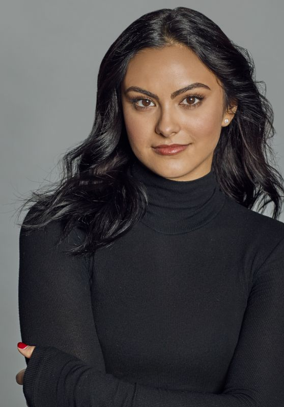 Camila Mendes Photoshoot For Harper S Bazaar 2018