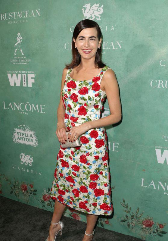 Camilla Belle – 2018 Women in Film Pre-Oscar Cocktail Party in LA