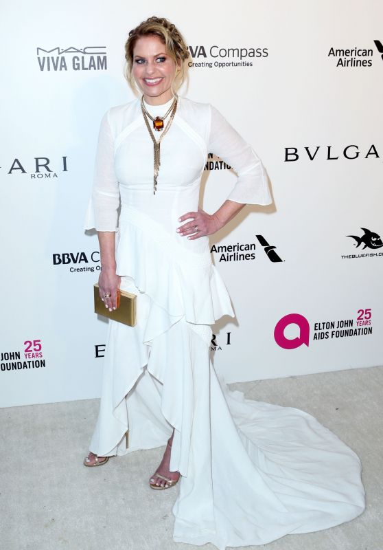 Candace Cameron Bure – Elton John AIDS Foundation's Oscar 2018 Viewing Party in West Hollywood