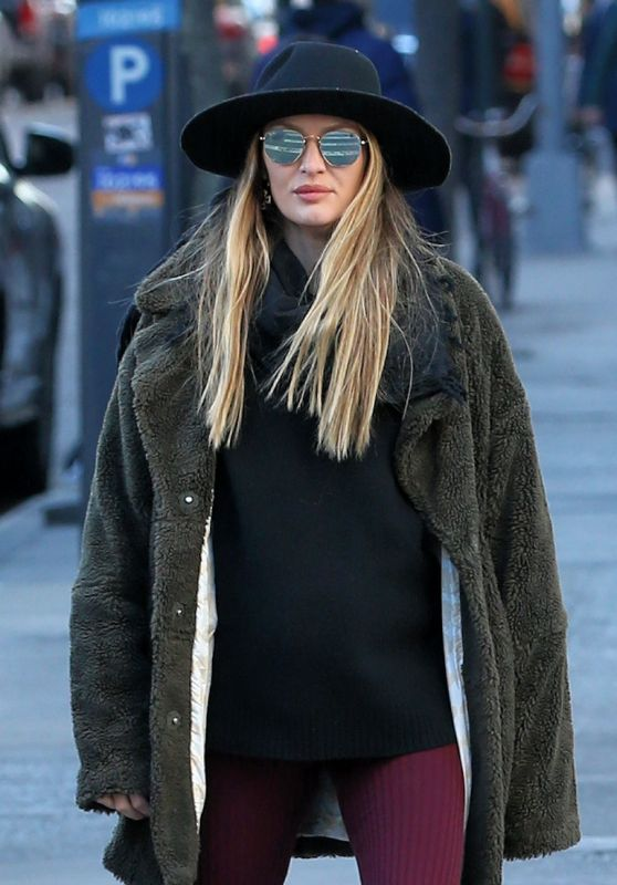 Candice Swanepoel - Out in NYC 03/24/2018