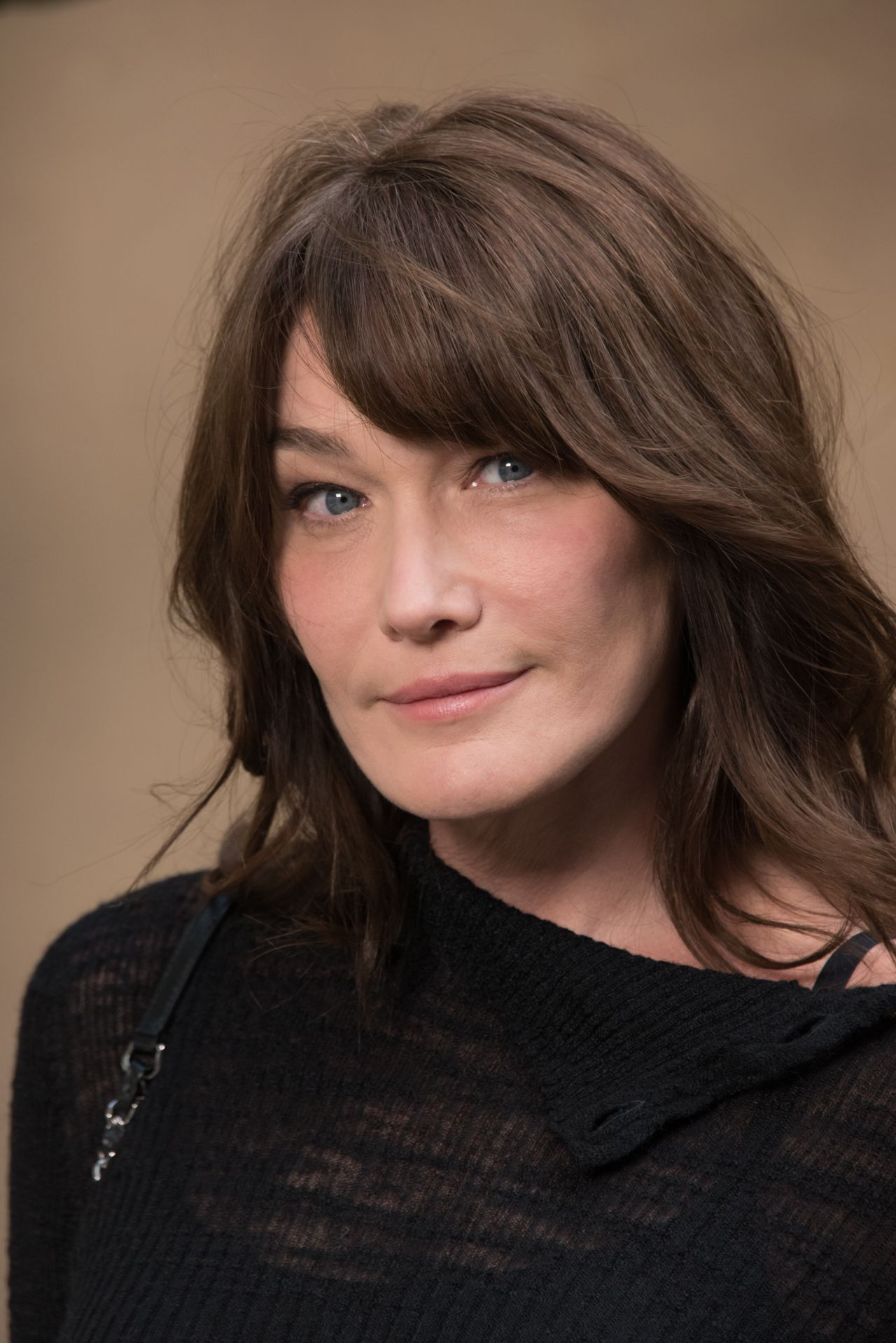 Carla Bruni – Chanel Fashion Show FW18 in Paris