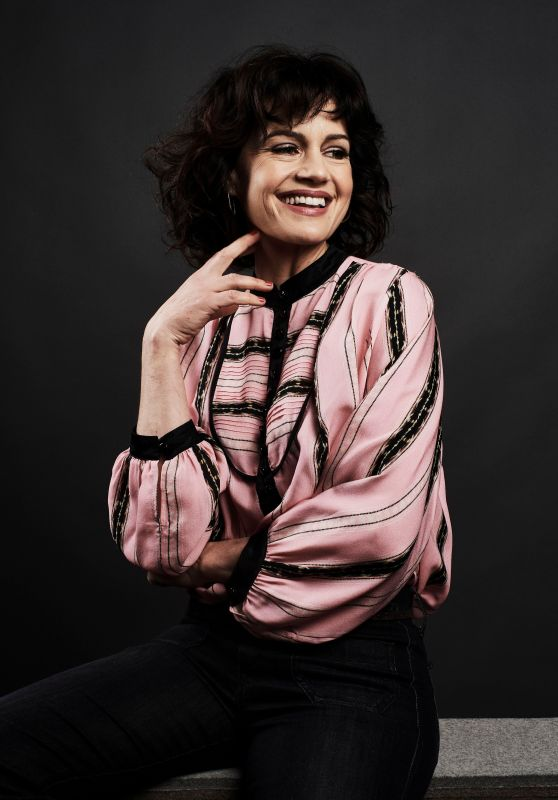 Carla Gugino – Deadline Studio Portraits at SXSW 2018