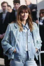 Caroline de Maigret – Chanel Fashion Show FW18 in Paris