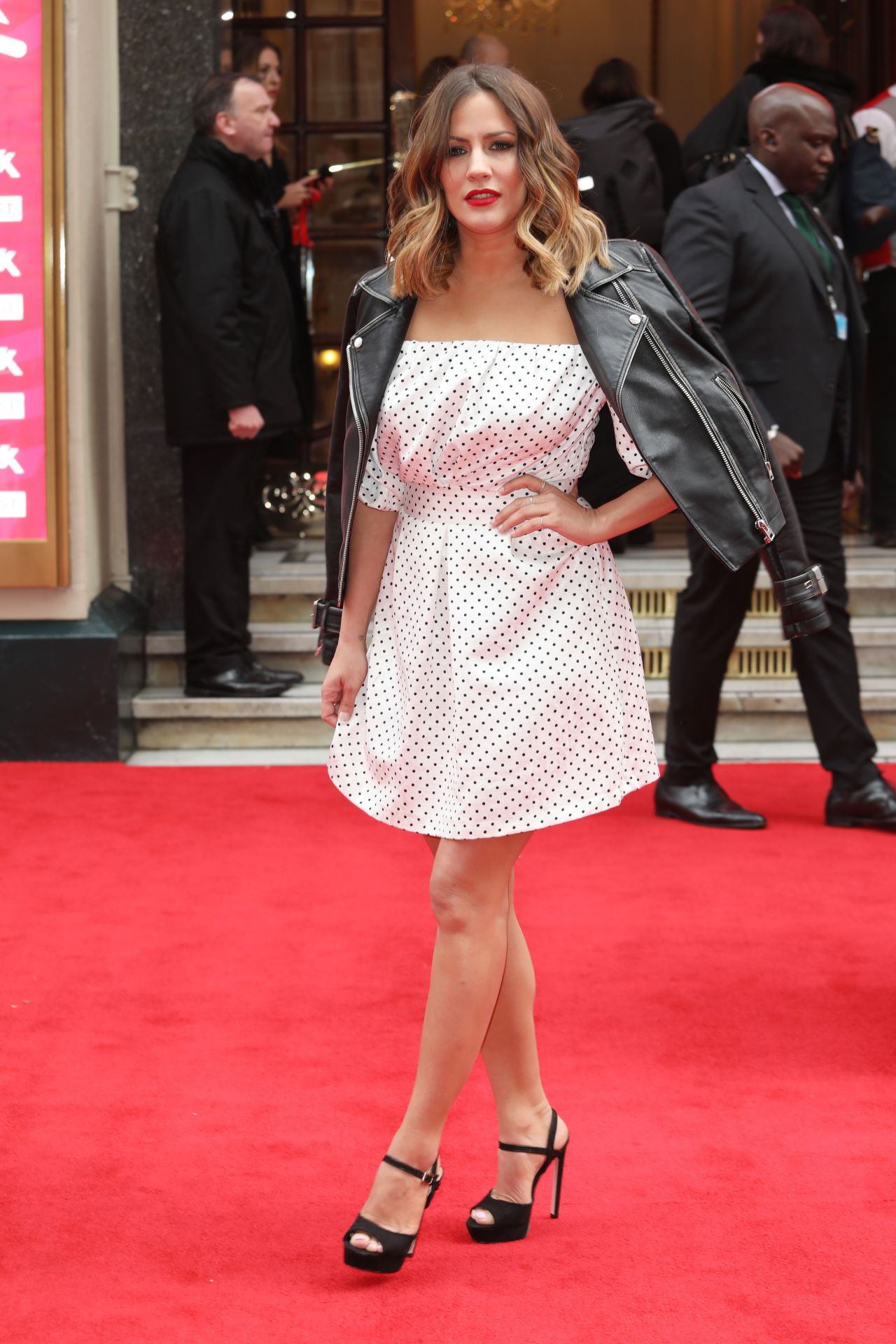 Caroline Flack – The Prince's Trust and TK Maxx and ...