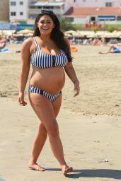 Casey Batchelor in Bikini on Holiday in Tenerife 03/15/2018