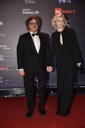 Caterina Shulha – 2018 David di Donatello Awards in Rome
