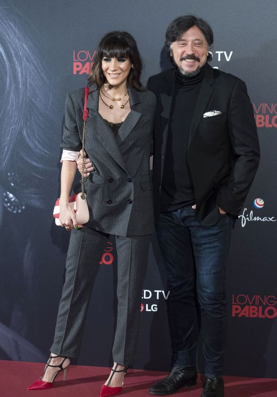 "Cecilia Gessa – ""Loving Pablo"" Premiere in Madrid"